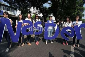 DPP NasDem Disambangi Juara Dunia Tinju IBO