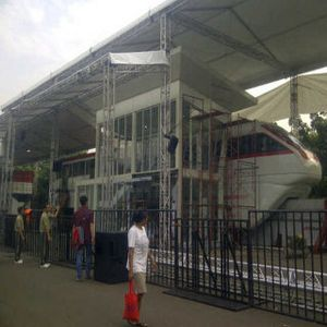 Monorel Bandara Soekarno-Hatta Mulai Dibangun September Tahun Ini