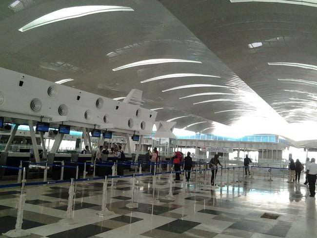 Pengantar Bisa Ikut Masuk Ruang Check-In Bandara Kuala Namu