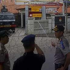 Penentuan Calon Gubernur Jatim, KPU Jatim Dijaga 1.000 Polisi