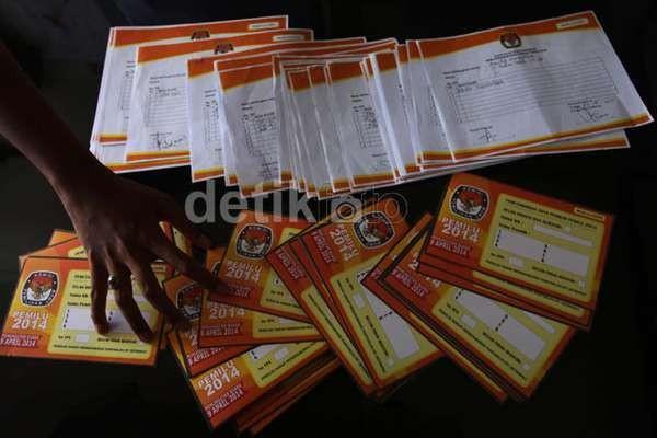 KPU Minta Publik Cek Daftar Pemilih di Kelurahan Hingga 1 Agustus