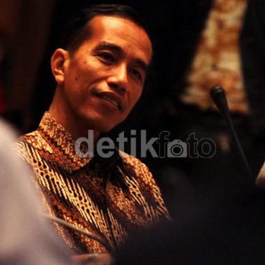 PDIP Terbelah Soal Peluang Pencapresan Jokowi