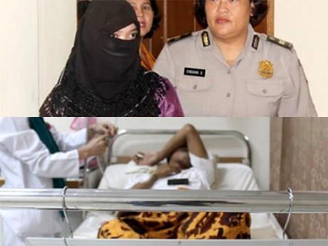 Berkas Lengkap, Wanita Pemotong Kelamin Abdul Segera Disidangkan