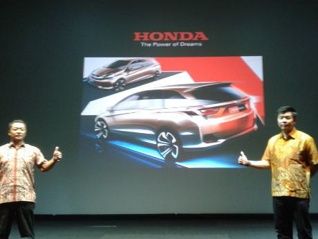 MPV Murah Honda Meluncur di 2014