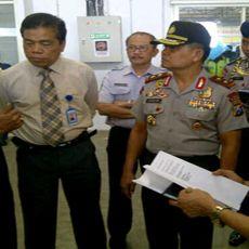 Kapolda Jatim Tinjau Persiapan Pengamanan Lebaran Pelabuhan Tanjung Perak
