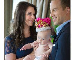 Seperti Inikah Wajah Bayi Pangeran William dan Kate Setelah Lahir?