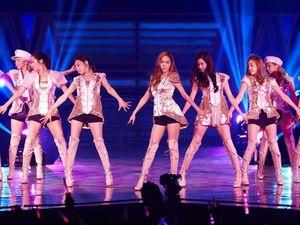 Meriahnya Konser SNSD di Taiwan