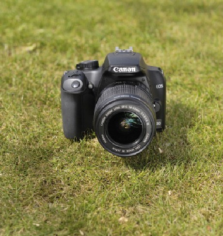 Canon EOS 500D (GettyImages)