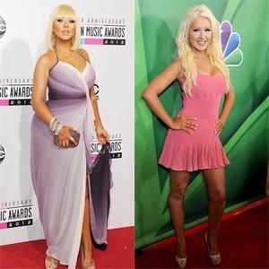 Wow! Ini Perubahan Tubuh Christina Aguilera yang Mengagumkan