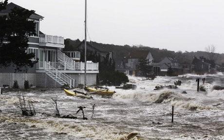 Banjir Bandang Terjang Amerika Serikat, 1 Warga Tewas
