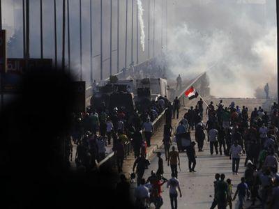 Bentrok di Mesir, 250 Orang Tewas