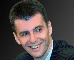 Mikhail Prokhorov: Gara-Gara Pesta Seks