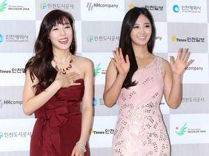 Keanggunan Tiffany dan Yuri SNSD