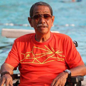 Radja Nasution dan Raja-raja Kolam Renang Indonesia
