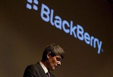 CEO BlackBerry Thorsten Heins (ist)
