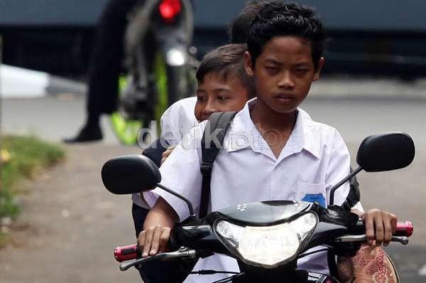 Ini Penjelasan Pemprov DKI Soal Larangan Bawa Kendaraan Bagi Pelajar