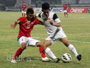 Indonesia Dikalahkan Vietnam 1-2