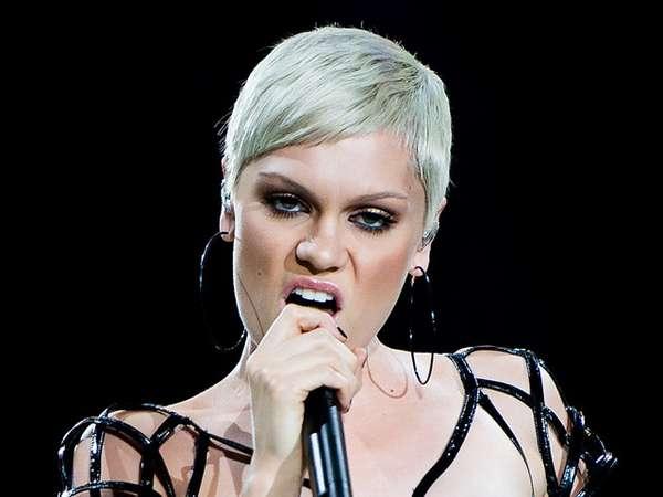 Gaya Sensasional Jessie J di Rock in Rio 2013