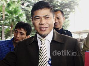 Ketua PPATK M Yusuf Datangi Kantor KPK