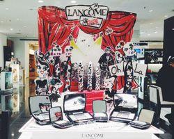 Koleksi Make-up Lancome Bersama Desainer Lanvin Hadir di Indoneisia