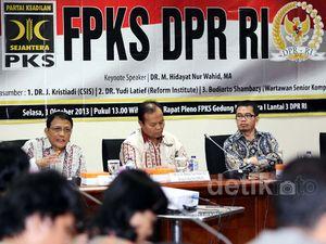 PKS Gelar Diskusi Pancasila dalam Dinamika Politik Nasional