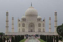 Taj Mahal, Landmark Cinta Dunia
