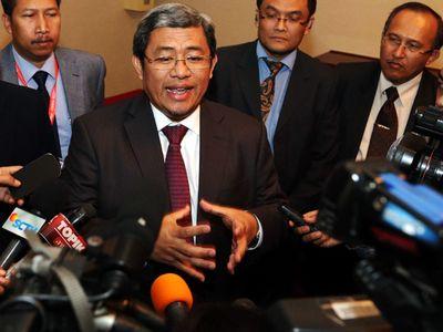 Gubernur Jabar Hadiri Indonesia-China Business Luncheon