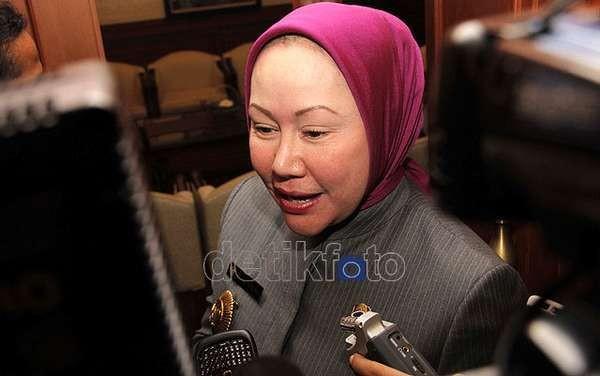Harta Ratu Atut Rp 41,9 M, Mayoritas Berupa Tanah di Serang
