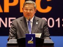 SBY Bacakan 7 Kesimpulan KTT APEC