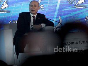 Putin Pesimis Ekonomi Global Cepat Pulih
