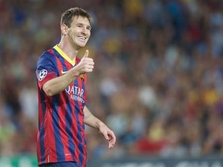 Desember, Lionel Messi Datang ke Jakarta