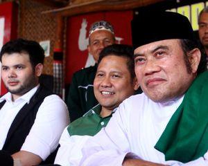 Ridho Rhoma Ajak Menakertrans Manggung Bareng