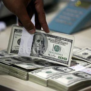 Dolar AS Kembali Tembus Rp 11.000