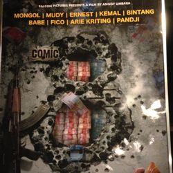 Comic 8, Ketika 8 Bintang Stand Up Comedy Bersatu Menjadi Perampok