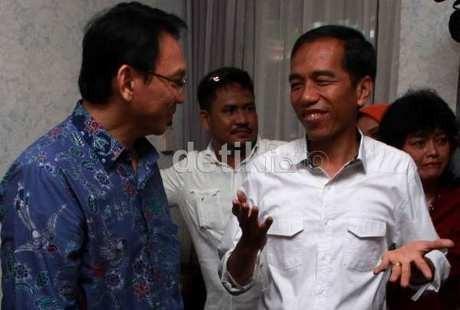 Jokowi Tinjau Pelayanan KJS di RSUD Pasar Rebo