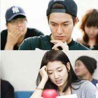 Momen-Momen Kebersamaan Lee Min Ho dan Park Shin Hye di \Heirs\