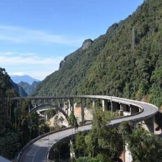 SBY Resmikan Jembatan Layang Kelok Sembilan Akhir Bulan Ini