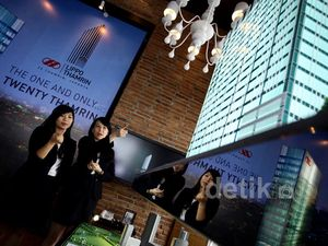 Lippo Bangun Office Tower Senilai Rp 1,25 Triliun