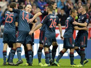 Bayern Munich Bantai Viktoria Plzen 5-0
