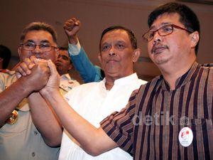 Djoko Santoso Deklarasikan Gerakan Kebangsaan