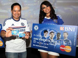 BNI Luncurkan Kartu Edisi Chelsea