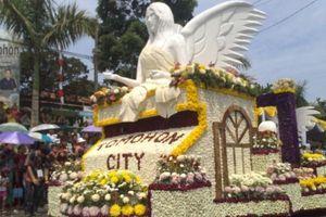 Tomohon, Kota Cantik & Festival Bunga Kelas Dunia