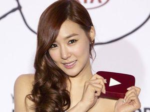 Si Cantik Tiffany SNSD di YouTube Music Awards 2013