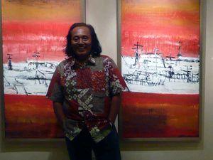 Pameran Tunggal Indonesia Raya