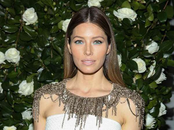 Natural Beauty Jessica Biel