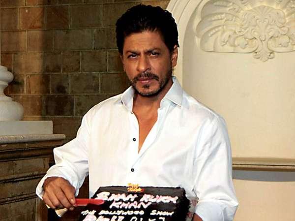 Shahrukh Khan Rayakan Ultah ke-48