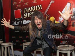 Gitaris Guns N Roses Ikut Ramaikan JBF 2013