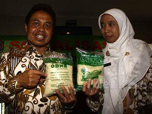 Nur Mahmudi Gaungkan Gerakan One Day No Rice