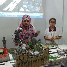 Dua Bocah Ini Rancang Sistem Hankam Damaskus dengan Mainan