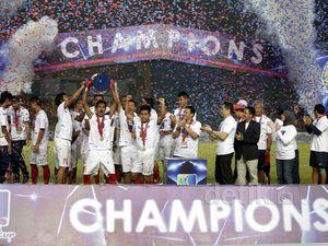 Indonesia Juara MNC Cup